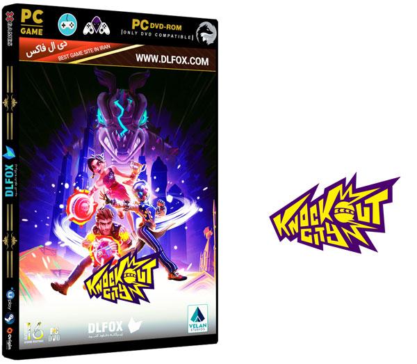 دانلود نسخه فشرده بازی Knockout City برای PC