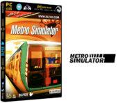 دانلود نسخه فشرده بازی Metro Simulator برای PC