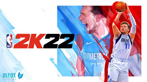 دانلود نسخه فشرده بازی NBA 2K22 برای PC