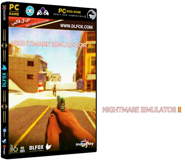 دانلود نسخه فشرده بازی Nightmare Simulator 2 Rebirth برای PC