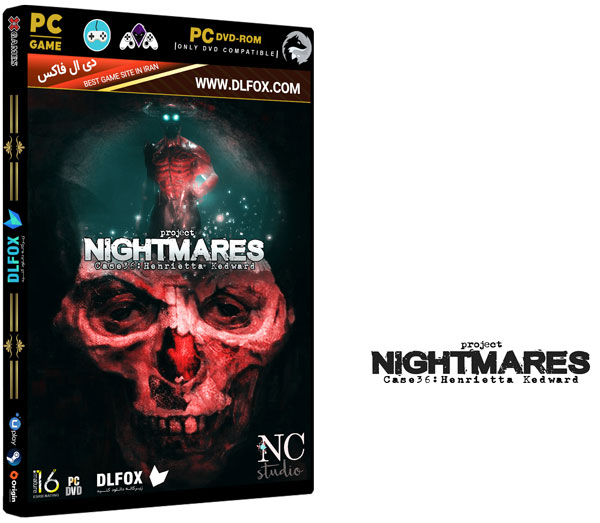 دانلود نسخه فشرده بازی Project Nightmares Case 36: Henrietta Kedward برای PC