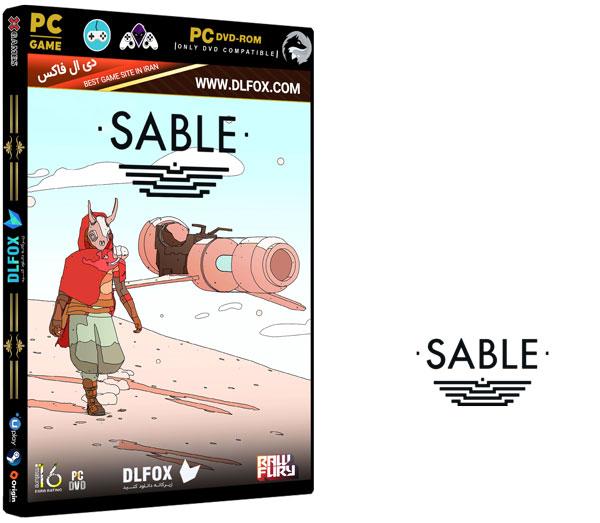دانلود نسخه فشرده بازی SABLE برای PC