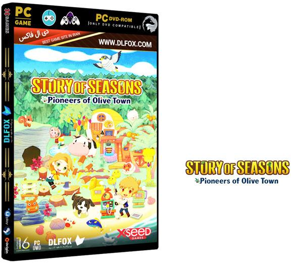 دانلود نسخه فشرده بازی STORY OF SEASONS برای PC