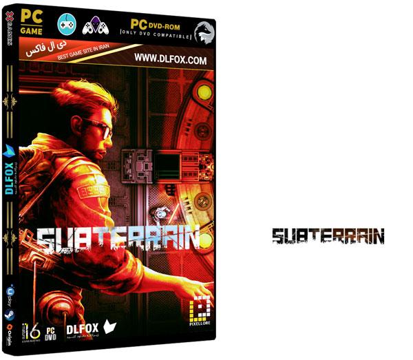 دانلود نسخه فشرده بازی Subterrain برای PC