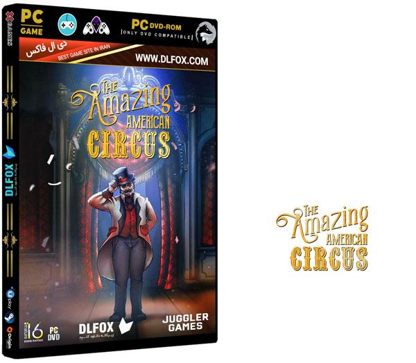 دانلود نسخه فشرده بازی The Amazing American Circus برای PC