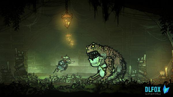 دانلود نسخه فشرده بازی TAILS OF IRON برای PC
