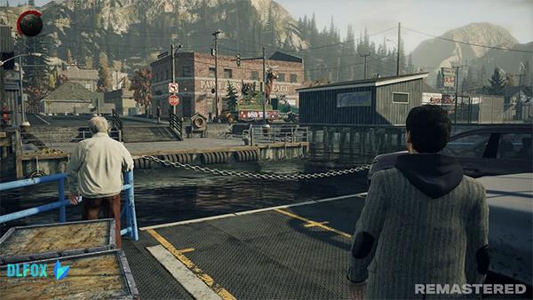 دانلود نسخه فشرده بازی Alan Wake Remastered برای PC