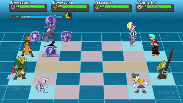 دانلود نسخه فشرده بازی Terrain of Magical Expertise برای PC