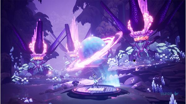 دانلود نسخه فشرده بازی The Artful Escape برای PC