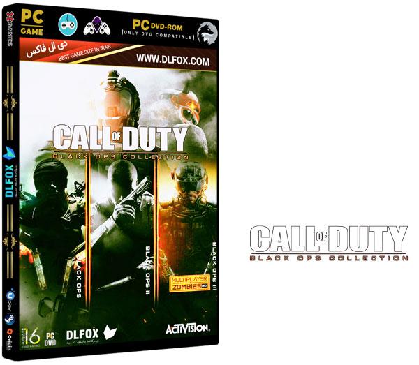 دانلود نسخه فشرده بازی Call of Duty: Black Ops – Collection Edition برای PC