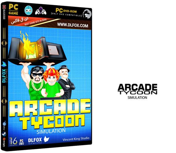 دانلود نسخه فشرده بازی ARCADE TYCOON: SIMULATION برای PC