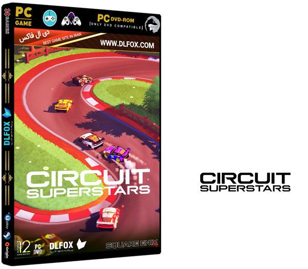 دانلود نسخه فشرده بازی CIRCUIT SUPERSTARS برای PC