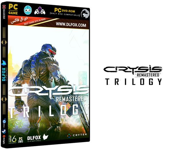 دانلود نسخه فشرده بازی CRYSIS REMASTERED TRILOGY برای PC