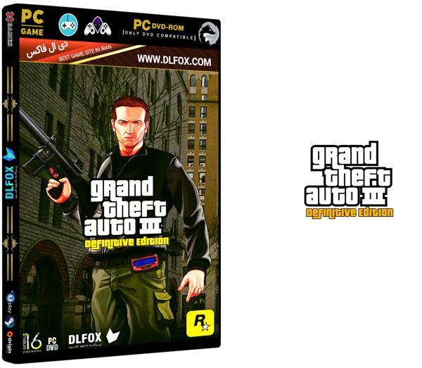 دانلود نسخه فشرده بازی GTA III: Definitive Edition برای PC