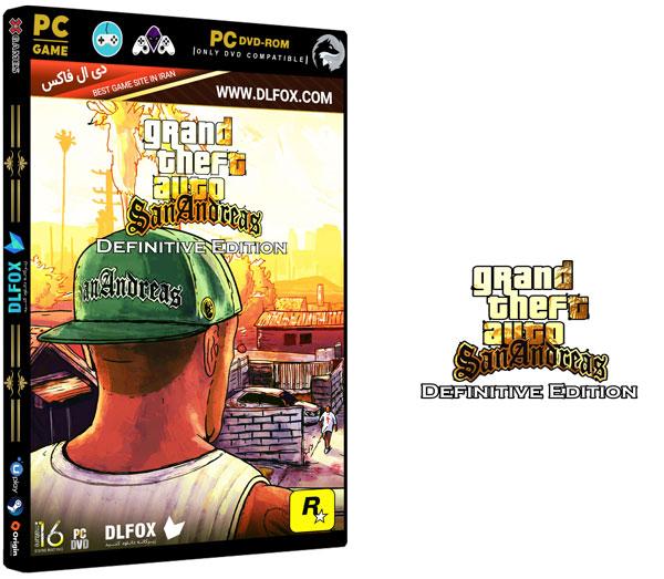 دانلود نسخه فشرده بازی GTA: San Andreas: Definitive Edition برای PC