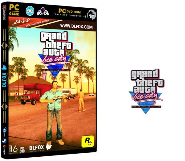 دانلود نسخه فشرده بازی GTA: Vice City: Definitive Edition برای PC