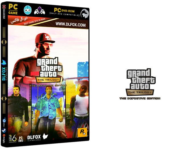 دانلود نسخه فشرده بازی Grand Theft Auto: The Trilogy برای PC