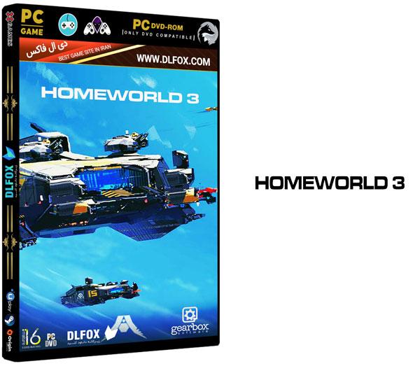 دانلود نسخه فشرده بازی Homeworld 3 برای PC