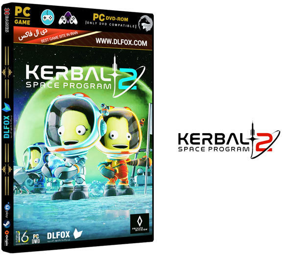 دانلود نسخه فشرده بازی Kerbal Space Program 2 برای PC