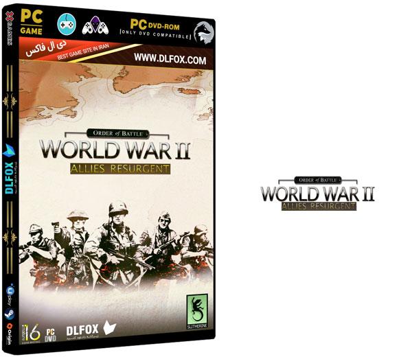 دانلود نسخه فشرده بازی Order of Battle: World War II برای PC
