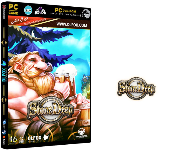 دانلود نسخه فشرده بازی STONEDEEP برای PC