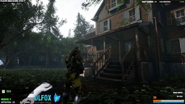 دانلود نسخه فشرده بازی Squirrelmageddon برای PC