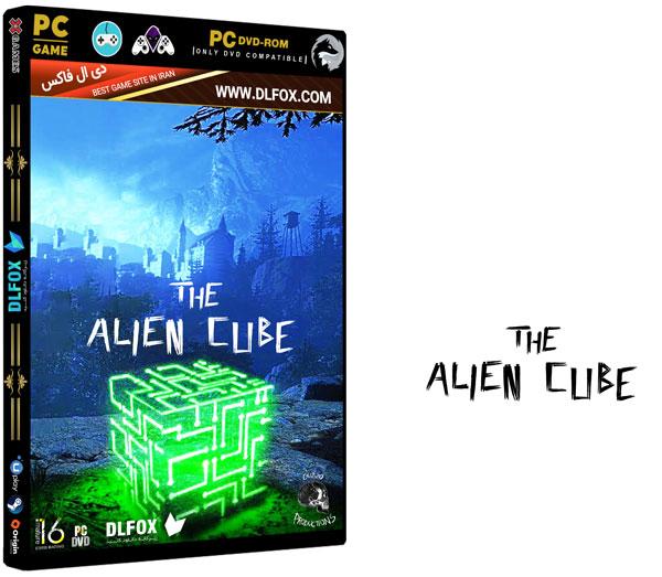 دانلود نسخه فشرده بازی The Alien Cube برای PC
