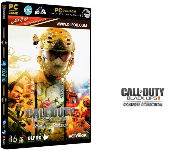 دانلود نسخه فشرده بازی Call of Duty: Black Ops II – Complete Collection برای PC